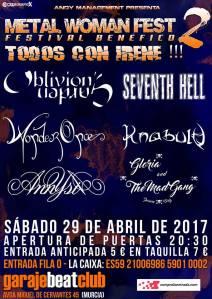 metalwomanfestii