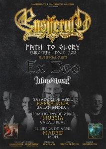 2018_04_21]23 - Ensiferum - Ex Deo - Wind Rose - Path to Clory European Tour 2018