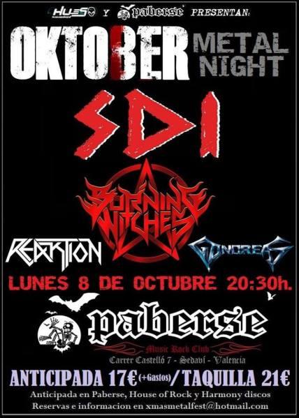 oktobermetalnight
